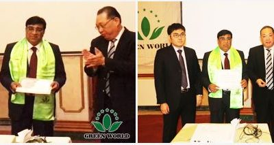 Amazing Green World Pakistan Top Leaders Training at Metropole Hotel, Muree, Pakistan