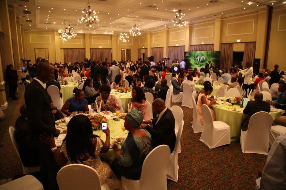 The 10th Anniversary Celebration of Green World International South Africa Branch 2017 – VIP Banquet