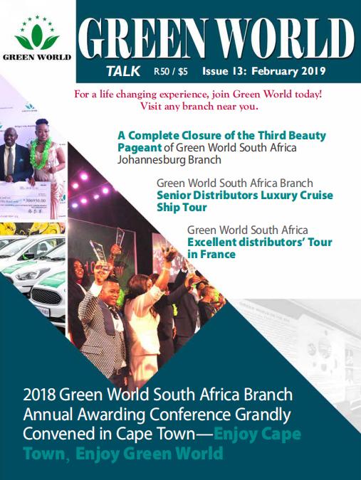 Green World Talk – Issue 13